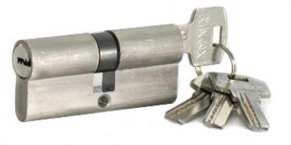 Schließzylinder, Material Messing, L=80 (40/40mm)