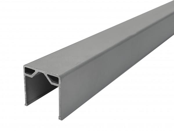 Glaskantenschutz U-Profil 24x24mm, L=3000mm