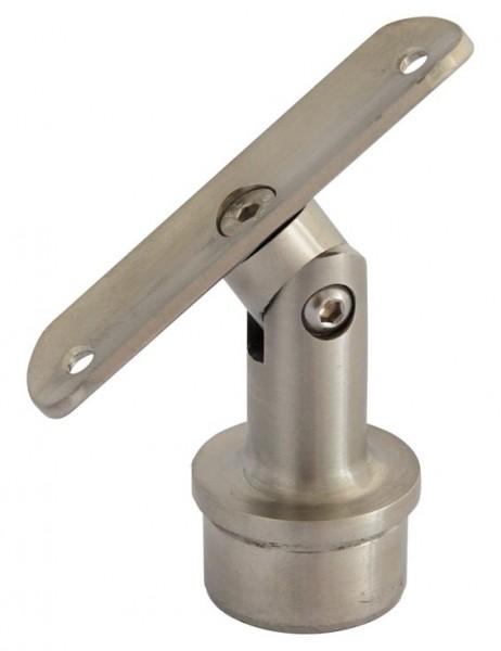 Rohraufsatz V2A f. Rohr 42,4/2mm, geschliffen