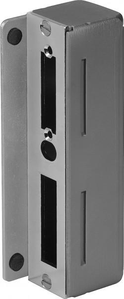 Schließkasten, blank, zum Anschweißen, 30mm,