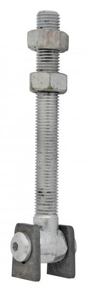 Torband, Eisen, teilw.verzinkt, M16