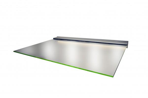 Vordach Modell Main 1500x1000mm, ohne Glas