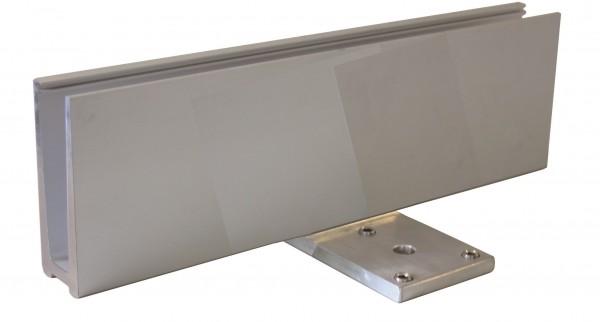GlasTwin GT2 U-Profile 120x45mm Alu eloxiert