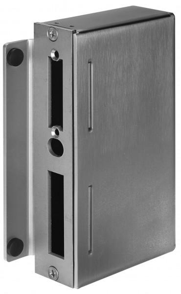 Gegenkasten, V2A Edelstahl, zum Anschweißen, 40mm