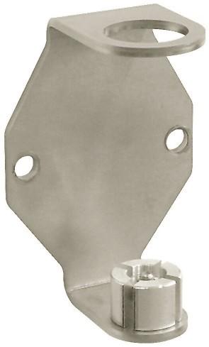Seitlicher Stabhalter V2A, für Rohr ø 42,4 x 2mm