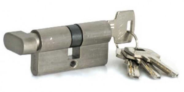 Knopfzylinder Länge 80 (40/40)mm