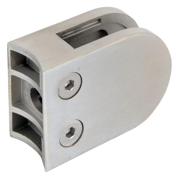 Glashalter Zink 63x45mm Rohr 48,3mm