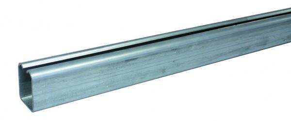 Laufschiene 53x42x3000mm Stahl verzinkt
