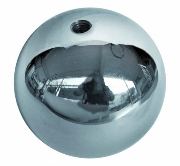 Hohlkugel hochglanzpoliert, ø 60mm, M8