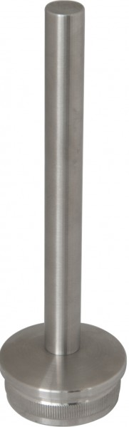 Rohraufsatz,V2A Edelstahl,gewölb.Kappe,f.Rohr 42,4