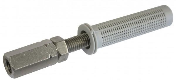 Gewindestange M12x120mm, Lang-/Kontermutter M12+