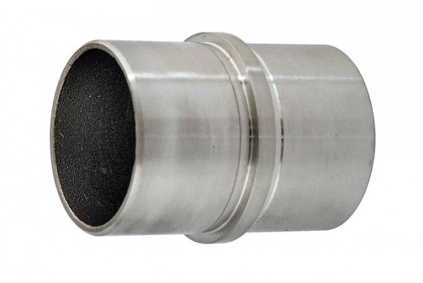 Rohrverbinder mit Ring V2A f. Rohr 48,3/2,0mm