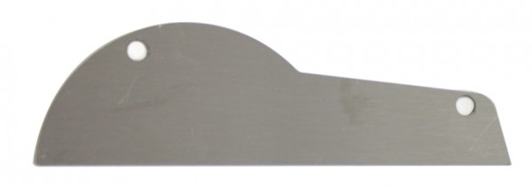 Abschluß Laibungsprofil 155x60mm Alu eloxiert