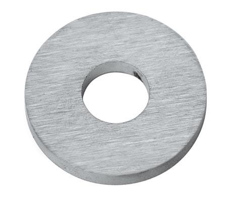 Ronde, ø33/4mm V2A, Loch 12,2mm