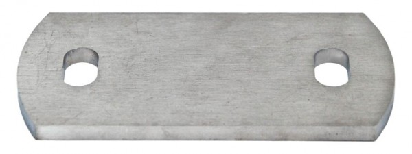 Ronden/Ankerplatten 120/60/6mm Edelstahl V4A