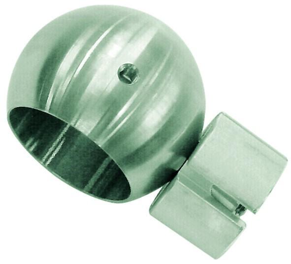 Eckverbingungskugel ø60mm,V2A geschliffen