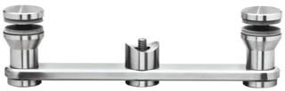 Systemteile für den Glasbau - V2A,Aisi 304,