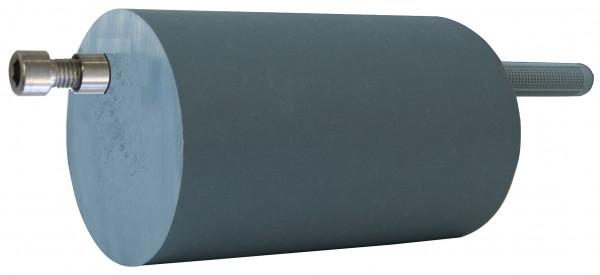 Kunststoffdistanzen ø120x140mm, Gew.Stange M12x300