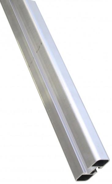 Profilholm Aluminium blank 3000x70x32mm