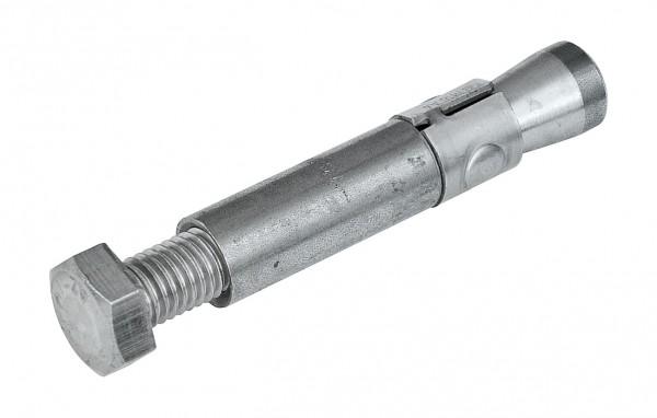 Bolzenanker mit Sechskantschraube M12x30mm V2A