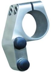 Türstopper für Rohr 25mm ø, links, 24x60mm