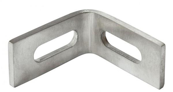 Eckwinkel Eisen roh 65x65x30mm