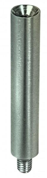 Stift, V2 A, als Aufsatz ø 12mm, M6+M8, Länge 68mm