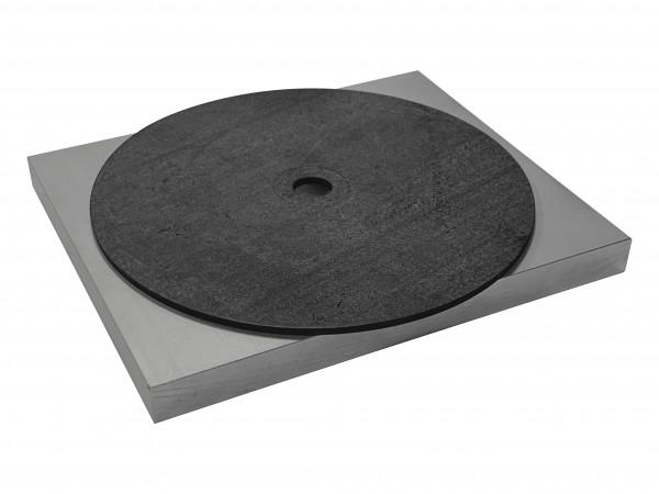 Alu-Unterlegplatte 120x100x10mm,
