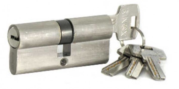 Schließzylinder, Material Messing, L=70 (35/35mm)