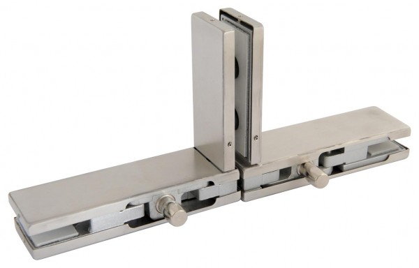 Verbinder EdelstahlV2A,variabler Drehpunkt 55-65mm