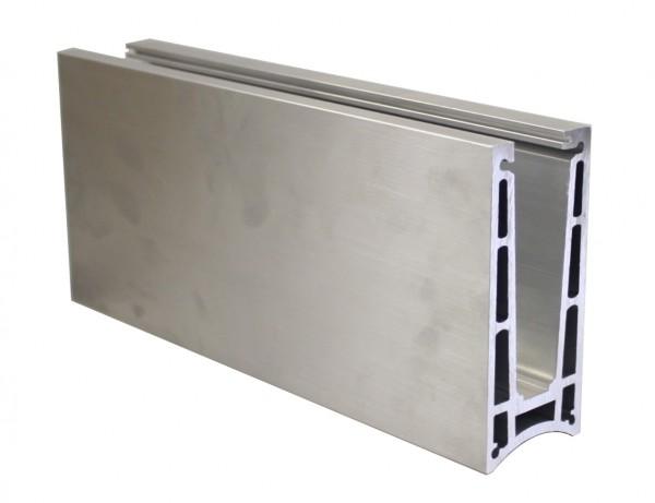 MonoTwin MT1 U-Profil 137x60mm, Alu eloxiert