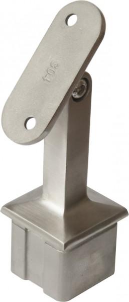 Rohraufsatz V2 A, beweglich, f.Rohr 40/40/2mm