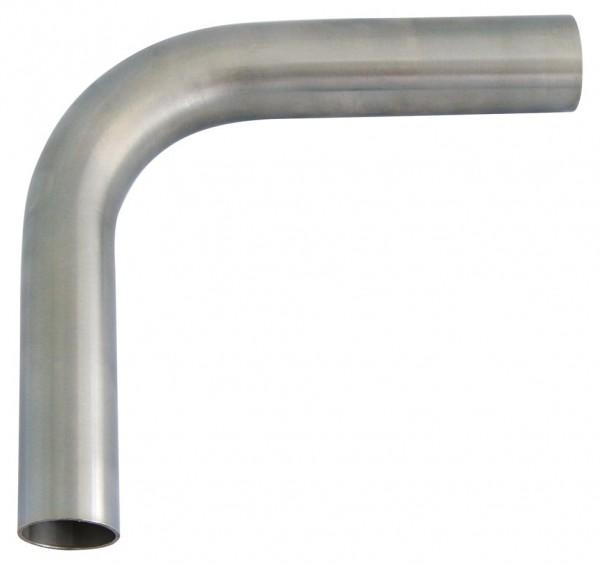 Rohrbogen V2A, f.Rohre 42,4mm 90°, Stärke 2,5mm
