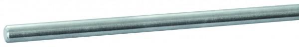 Rundmaterial Voll rund V2A,ø 12mm 750 mm