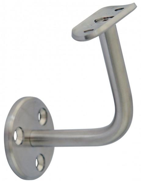 Handlaufträger Edelstahl V4A, für Rohr 42,4mm