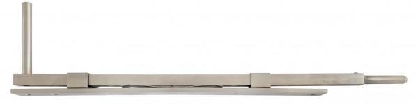 Tor-Riegel V2A 500x14x12x390mm