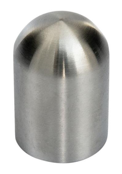 Hülsen f.Rundmaterial,innen ø 12,aussen ø16, L27mm