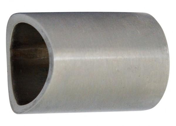 Distanzhülsen f. Anschraubplatte,L 25mm,Stärke 2mm