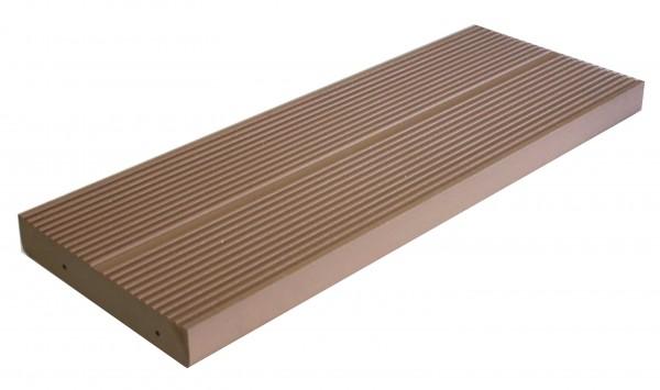 Kunststoff-Stufe Braun 50mm, 1000x300mm