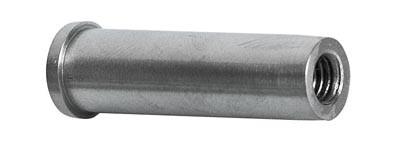 Hülse für Seil, V2 A, M 6 - rechts, Länge 35mm