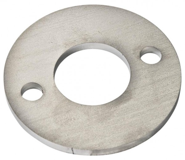 Ankerplatte 100x6mm Edelstahl V2A
