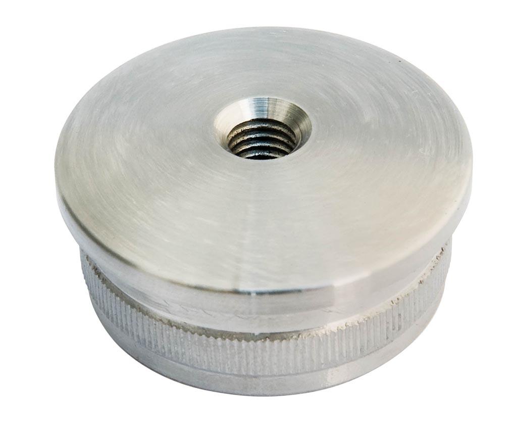 Handlaufhalter Metall Auflegeplatte f Rohr Handlauf Träger verzinkt Stahl Eisen