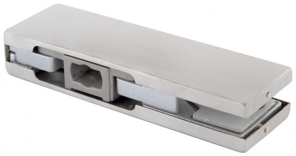 Verbinder Edelstahl V2A, 164x51mm, Höhe 31mm