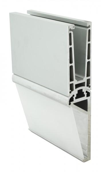 MonoTwin MT19 U-Profil 137x60mm, Alu eloxiert