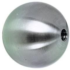 Kugel ø40mm Sacklochgewinde M8, Vollmaterial