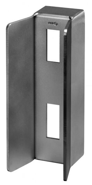 Schiebetor-Schließkasten, B 78xH 172, 41mm