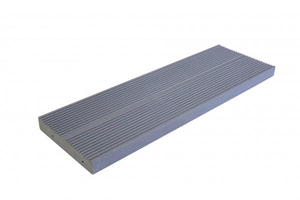 Kunststoff-Stufe Grau 50mm, 1000x300mm