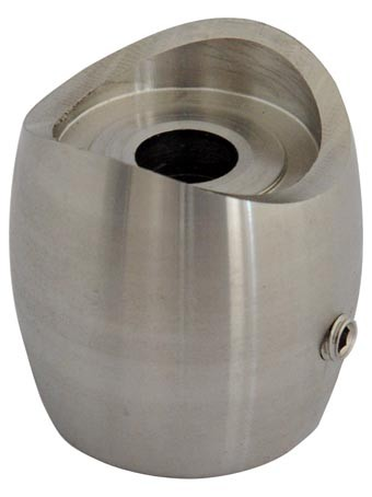 Muffe V2 A, für Rohr 26,9mm, Rohransatz 42,4mm