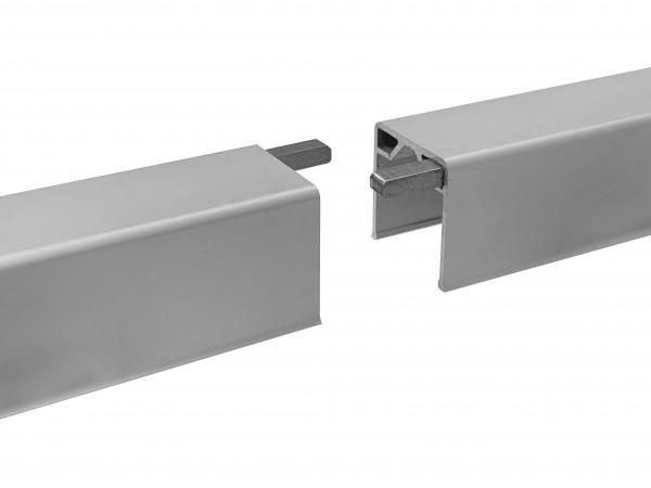 Verbindungsstifte Edelstahl für U-Profil 24x24mm