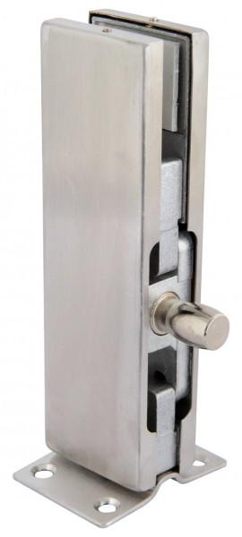 Verbinder V2A, f.Wandmontage, 164x51mm, Höhe 31mm